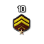 Corporal 1 Star
