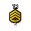 Staff Sergeant 1 Star